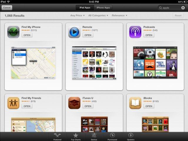 App-Store-iPad