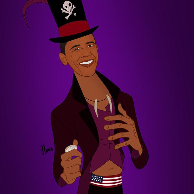 Barack Obama Disney