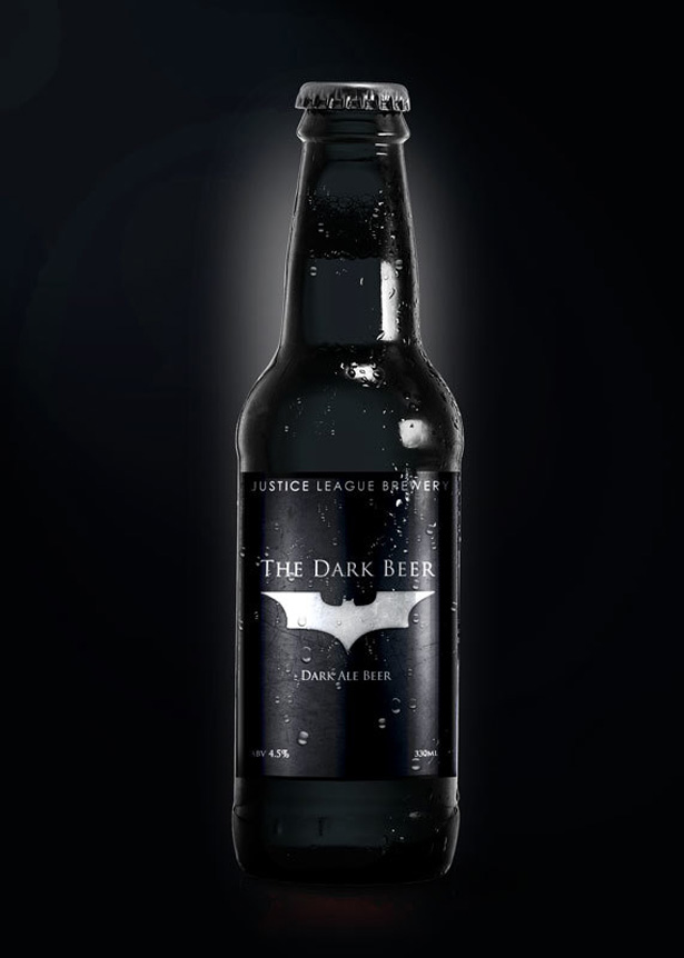 Batman beer