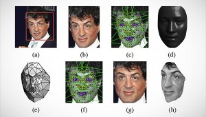 Facebook Face Recognition