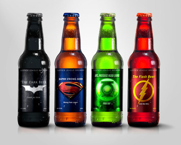 JLA Beer 1