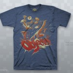 Ace Attorney Objection T Shirt by Maximo Lorenzo Fangamer image 1.