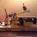 LEGO Technics Arduino Robot 3