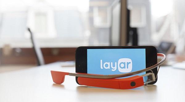Layar Google Glass