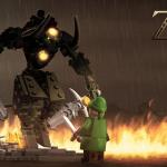 Lego Zelda