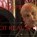 Not the real spider