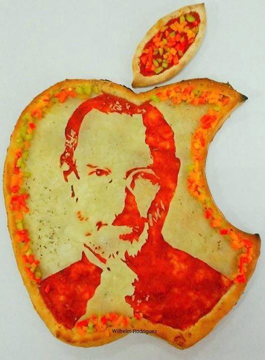 Pizza Steve Jobs