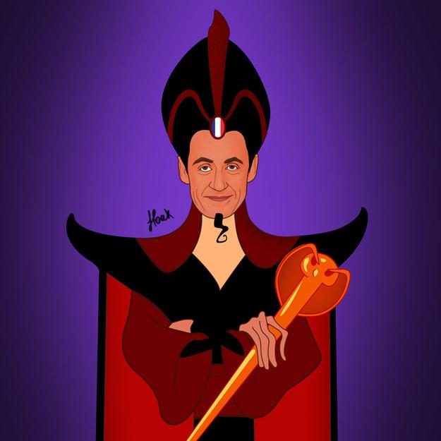 Sarkozy Jafar
