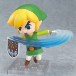 The Legend of Zelda The Wind Waker Link Nendoroid image 1