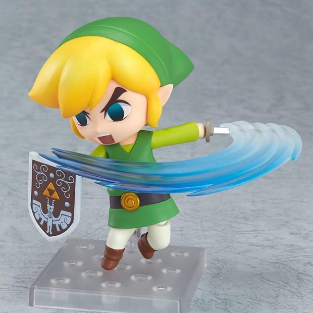 The Legend of Zelda The Wind Waker Link Nendoroid image 1