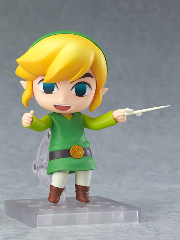 The Legend of Zelda The Wind Waker Link Nendoroid image 2