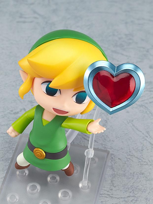 The Legend of Zelda The Wind Waker Link Nendoroid image 4