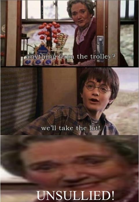 Unsullied Joke