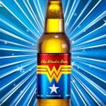 Wonder woman beer
