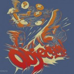 Ace Attorney Objection T Shirt by Maximo Lorenzo Fangamer image 2