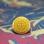 Ace Attorney Objection Pin by Maximo Lorenzo Fangamer image