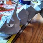 3D Printed Onix Pokemon by Amphigory Design 2