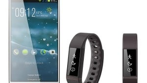 Acer Liquid Jade Smartphone and Liquid Leap Smartband