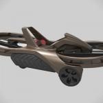 Aerofex Aero-X Hoverbike 01
