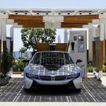 BMW Solar Carport Concept 2