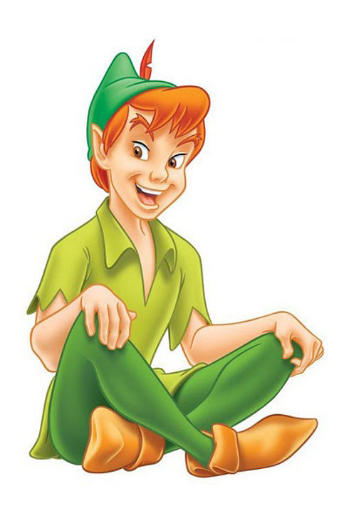 Color Peter Pan