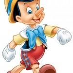 Color Pinocchio