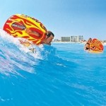 Inflatable Sumo Tube
