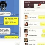 Kakao Talk screenshot