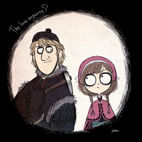 Kristoff & Anna