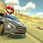 Mercedes Mario Kart DLC image