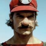 Mercedes Mario commerical image