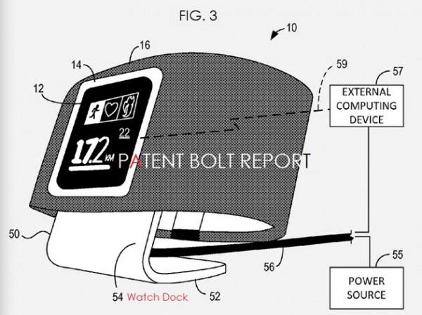 Microsoft Smartwatch Fitness Patent