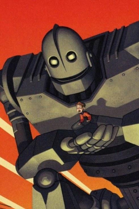 New Iron Giant
