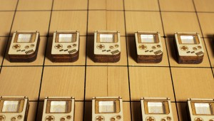 Nintendo Game Boy Themed Shogi Board by den image 1