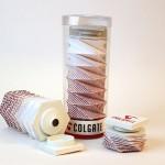 Origami Toothpaste Tube 2