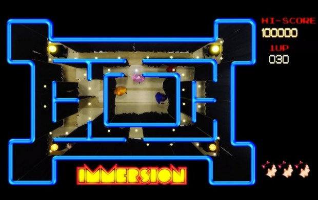 Pac Man real life