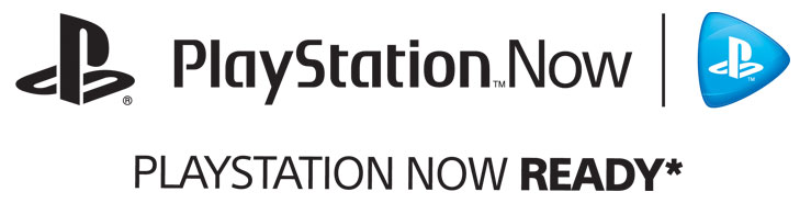 PlayStation Now ready logo