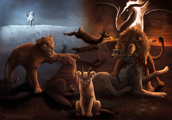Westeros torn apart