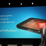 Amazon Fire Phone – Firefly Button