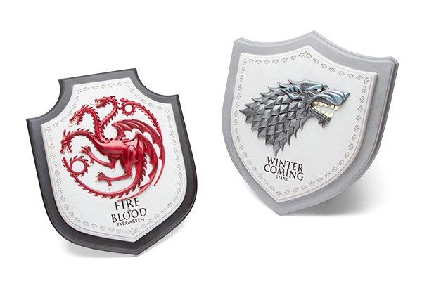 Game of thrones plaques 1