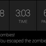 Google Glass Zombies Run