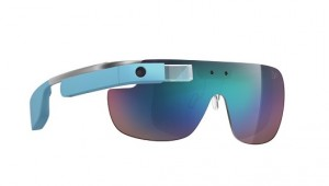 Google Glass shades