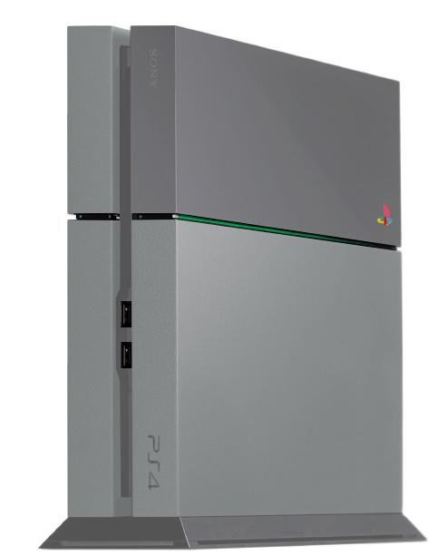 PS4 PS1