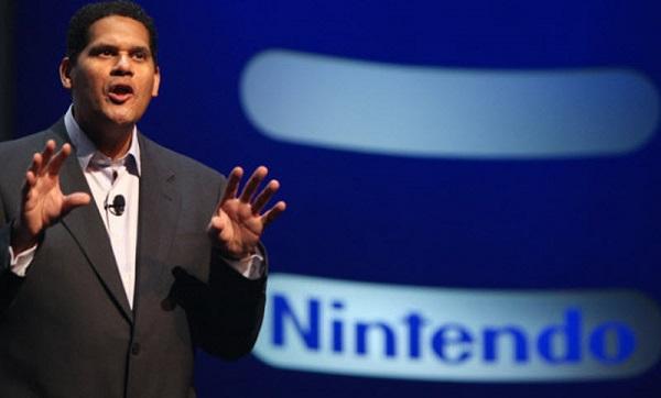 Reggie Nintendo E3