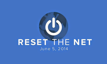 Reset the internet