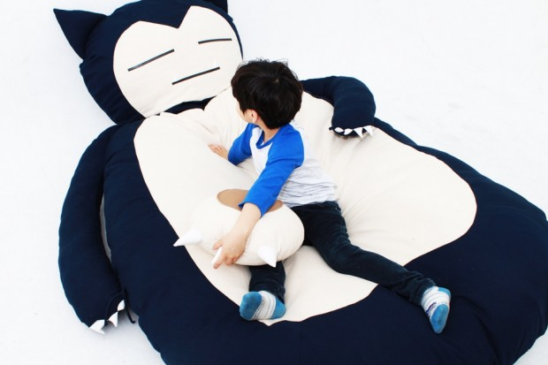 Snorlax bed image 1