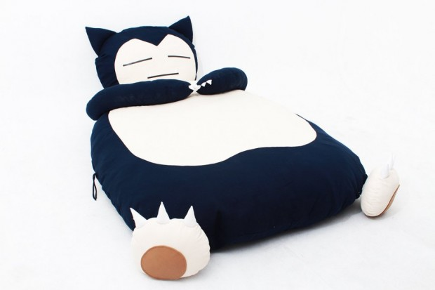 Snorlax bed image 2