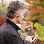 Soundhawk App-Enabled Hearing Enhancer