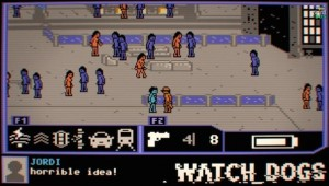 Watchdogs Commodore 64 image
