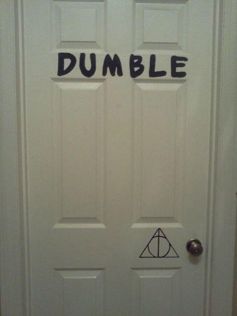 A Dumble Door
